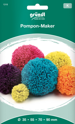 53254 Pompoenmaker Set 35mm, 55mm, 70mm, 90mm (1318).