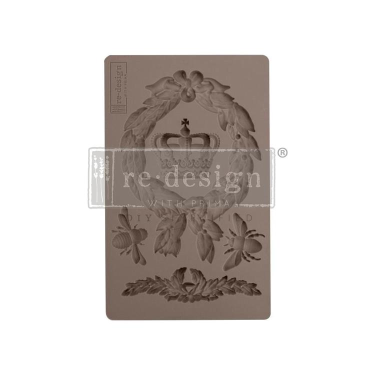 "53375 Prima Marketing Re-Design Mould 7.5""X4.5"" Royalty (636401)."