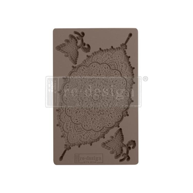 "53377 Prima Marketing Re-Design Mould 7.5""X4.5"" Morocco Emblem (641047)."