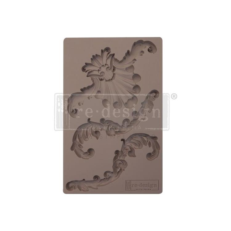 "53384 Prima Marketing Re-Design Mould 7.5""X4.5"" Greco Crest (641078)."