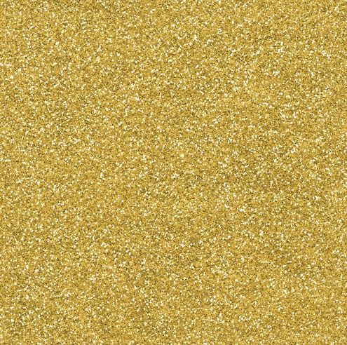 53507 Card Deco Essentials Glitter Paper Christmas Goud  A4-formaat, 230 grams. 1 Vel.