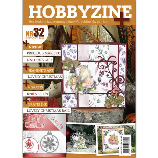 53664 Hobbyzine Plus 32 - Find IT.