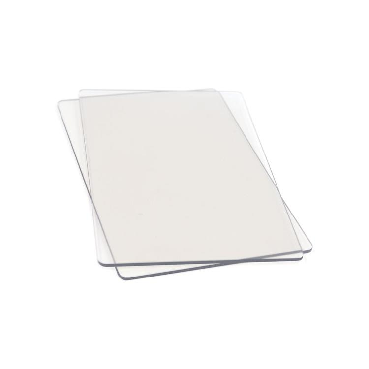 53803 Sizzix BIGkick/Big Shot/Vagabond Cutting Pads 1 Pair Standard (655093).