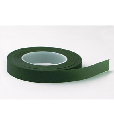 54162 Floral Tape, Green, 12mm x 30 yds, 1 pce (12273-7301).