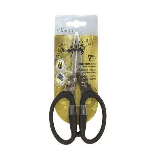 54442 Tonic Studios Tools - Non-stick micro-serrated multi cutter 102E Tim Holtz.