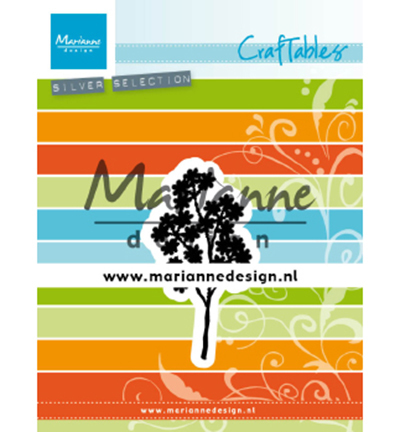 54814 Marianne Design Craftable Forget me not (CR1496).
