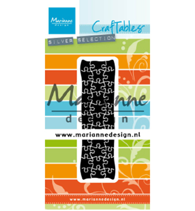 54818 Marianne Design Craftable Punch Die Puzzle (CR1492).