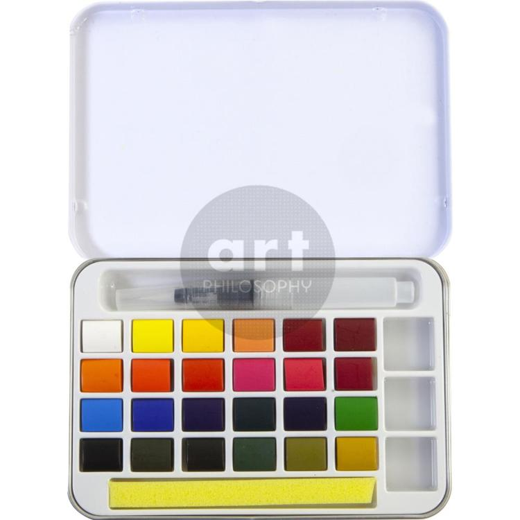 55041 Prima Marketing Art Philosophy Watercolor Confetti Set 642440).