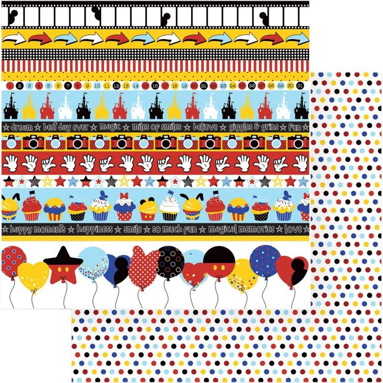 "55293 Photo Play Another Day At The Park Double-Sided Cardstock 12""X12"" So Much Fun."