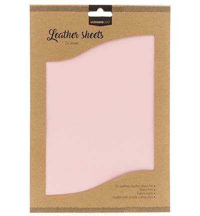 55566 Studio Light  Fake Leather Sheets nr.05 (FLSSL05).
