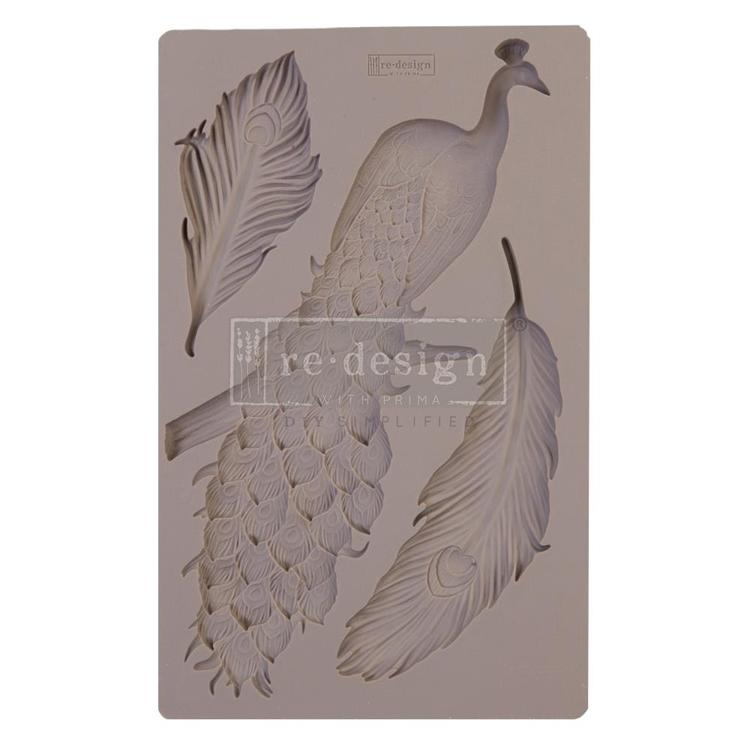 55948 Prima Marketing Re-Design Mould 20x12,5x0,8 cm Regal Peacock (645564).