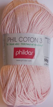 42195 Phildar Rosee Cotton 3 - 1149.