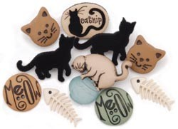 10614 Dress It Up Embellishments Cat Stuff (092723).