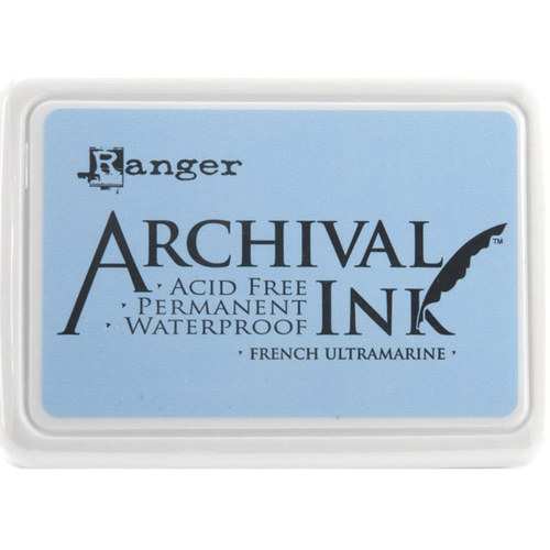 12542 Ranger Archival French Ultramarine.