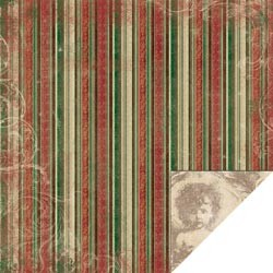 13588 Father Christmas Stripe.
