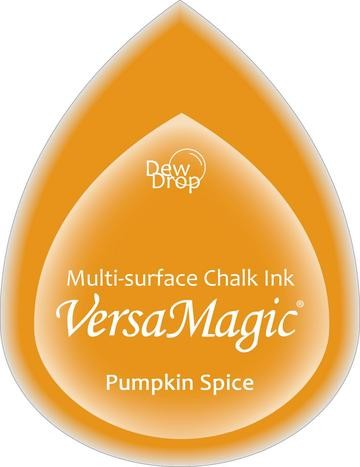 14253 Versamagic Dew Drop Pumpkin Spice.