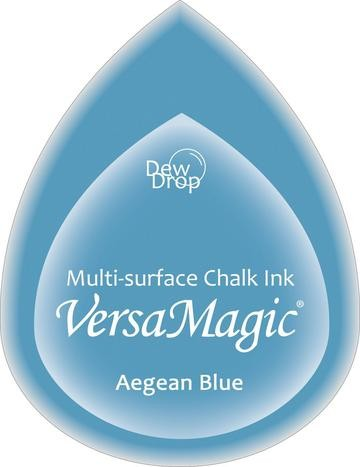 14257 Versamagic Dew Drop Aegean Blue.