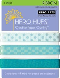 16583 Hero Arts Ribbon Pool/