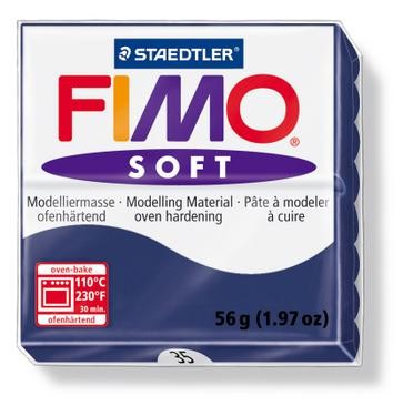 18251 Fimo Soft Windsor Blauw.