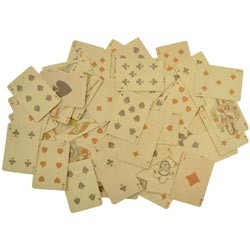 18888 Sears & Son Playing Cards 54 Stuks.