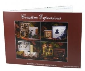 20418 Creative Expressions Project Book Vol. 1.