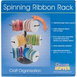 20759 Cropper Hopper Spinning Ribbon Rack Zwart.