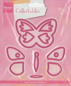 21049 Collectables set Butterfly (COL1312).