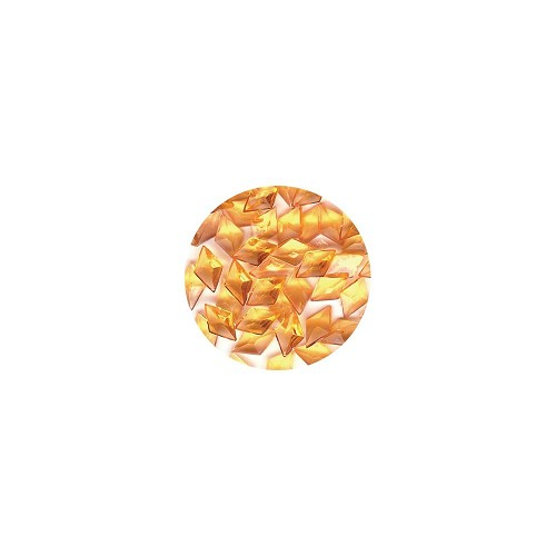21827 Dew Drops Diamonds Citrine 1/4 Potje.