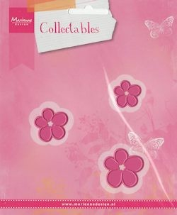 22824 Collectables Set Flower (COL1323).