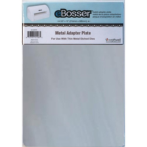 23312 Ebosser Metal Adapter Plate.