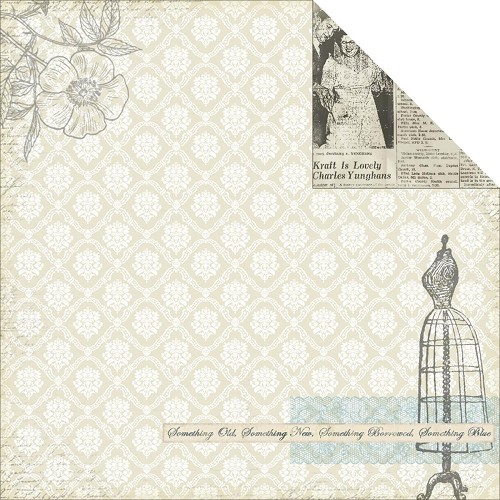 23806 - 7 Gypsies Harmony Collection 2-Sided Paper Social Profile.