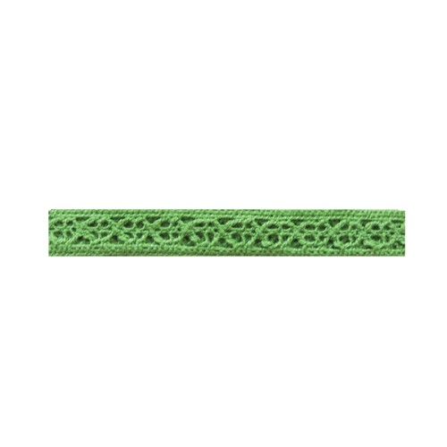 23816 Fancy Pants Designs - Lace Trim Green 10mm.