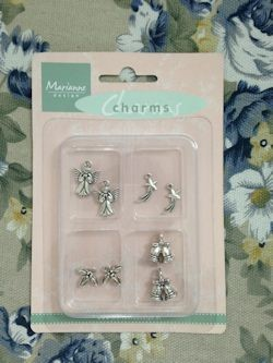 24161 Charms Set Christmas (JU0901).