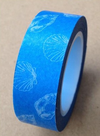 24936 Washi Tape 15mmx10m Sea Shells.