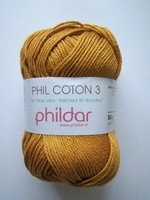 25197 Phildar Coton 3 Gold 1233.