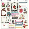 26352 Anna Marie Self-Adhesive Chipboard 12