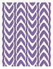 27587 Couture Creations Embossing Folder A2 Knitted.