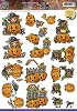 29931 (395) Yvonne Creations - Halloween - Pumkins (CD10410).