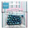 32073 Marianne Design Decoration Mini bells - Light Blue & Dark Blue (JU0940).