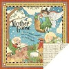 33313 Superkoopje Graphic 45 Mother Goose Double-Sided Cardstock 12