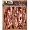 33608 Textures 8x8 (20,5x20,5 cm) Embossing Folder - Wood Grain.