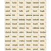 33736 Tim Holtz Idea-Ology Elementary Flashcards (TH93190).