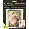 36016 Sheena Douglass Perfect Partner Festive Fancies Metal Dies - Little Fairy. - 36016