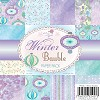 36252 Wild Rose Studio`s 6x6 Paper Pack Winter Bauble a 36 Vel.