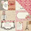 38588 Julie Nutting Belle Vie Double-Sided 30,5x30,5 cm Cards.