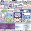 38988 Bo Bunny Secret Garden Combo Stickers 12