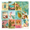 39188 Authentique Utopia Double-Sided Cardstock 12