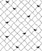 43509 Clear Stamp Prima Marketing Fence Background 6x7 cm (550905).