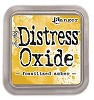 43589 Ranger Tim Holtz Distress Oxides Ink Pad Fossilized Amber.