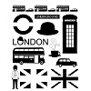 44920 Artemio Clear Stamps A5 London Modern.